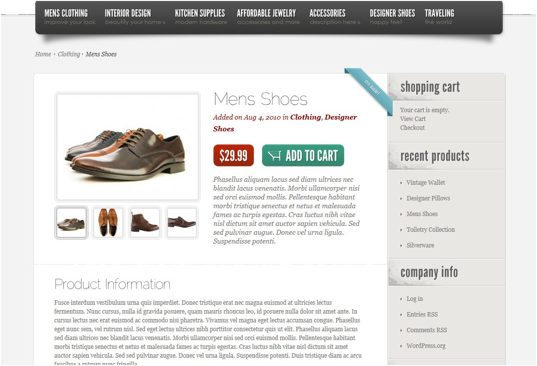 how to add ecommerce to wordpress