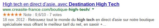 destination high tech - Recherche Google