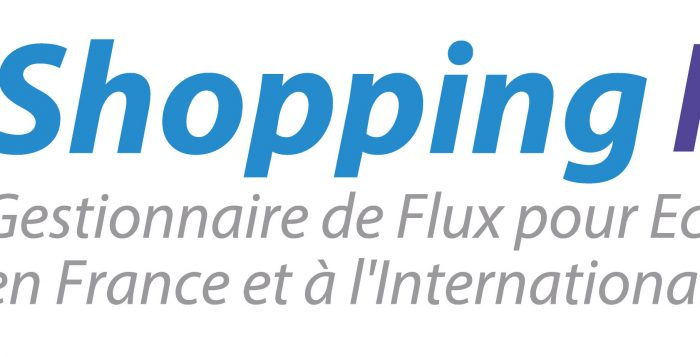shopping flux logo
