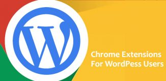 Chrome Wordpress