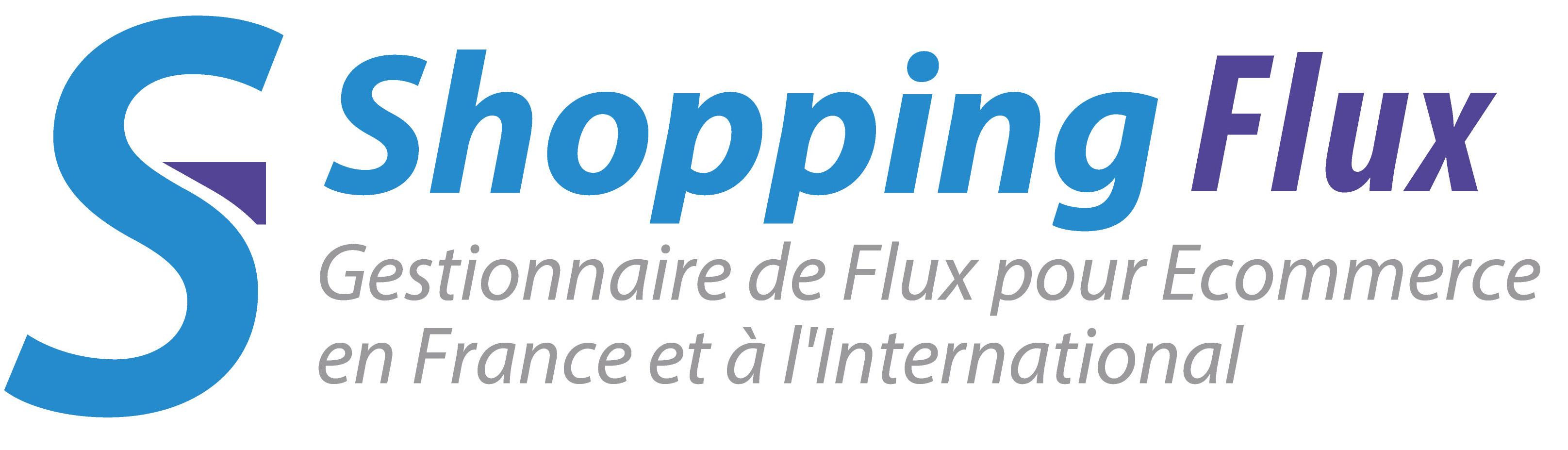 shopping flux logo